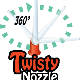 twisty nozzle